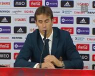 «Está mais difícil, mas a nossa obrigação é ganhar os quatro jogos»