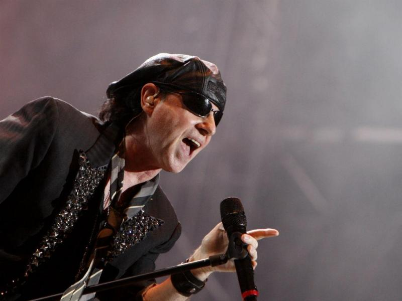 Scorpions (REUTERS)