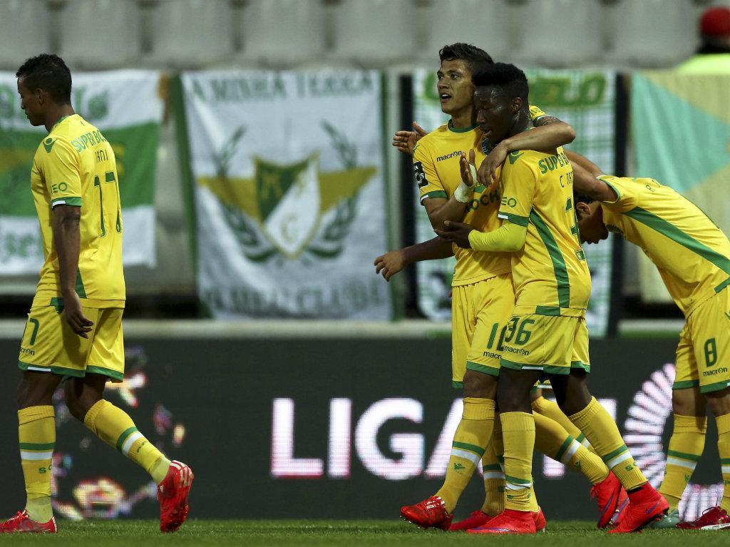 As melhores imagens do Moreirense-Sporting