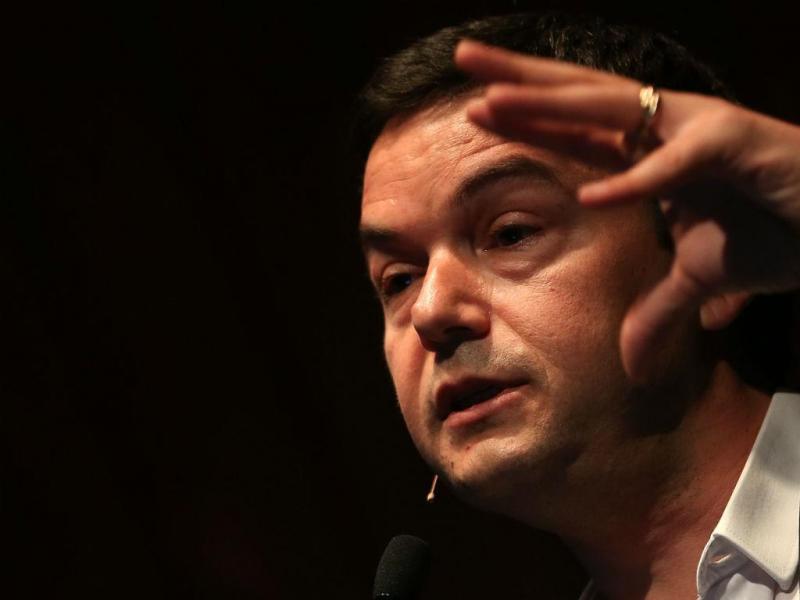 Thomas Piketty (MANUEL DE ALMEIDA/LUSA)