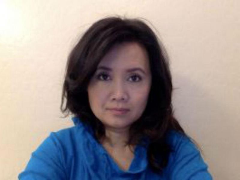 Denise Pikka Thiem (Reprodução Twitter)
