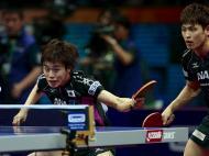 Mundial Ténis de Mesa (REUTERS/ Aly Song)