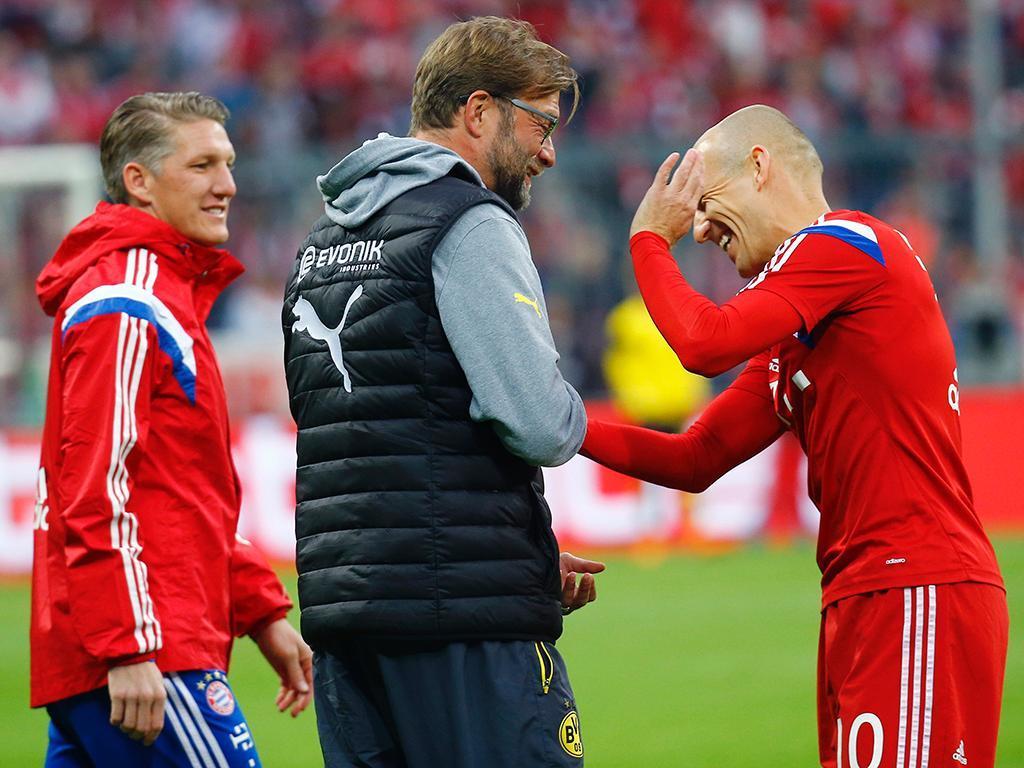 Bayern-Dortmund (Reuters)