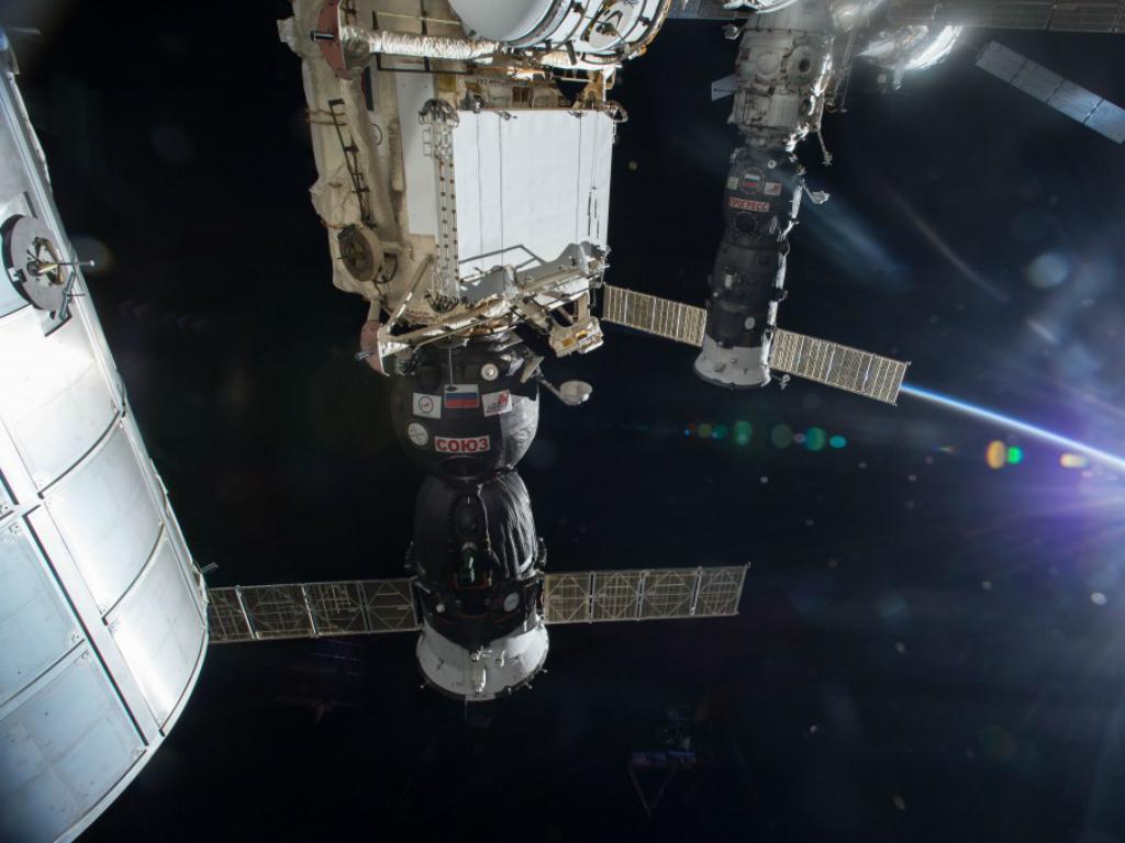 Nave espacial Progress M-27M