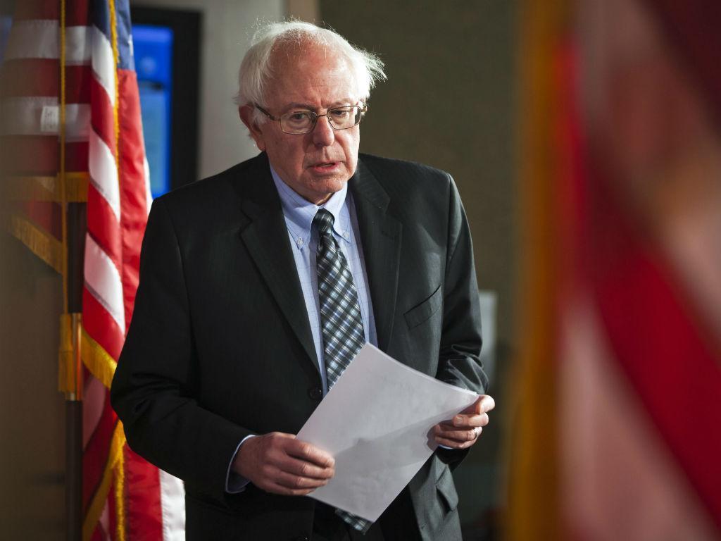 Vermont Bernie Sanders (LUSA)