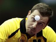 Campeonato Mundial de Ténis de Mesa (REUTERS)