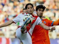 Rayo Vallecano vs Valência (EPA)