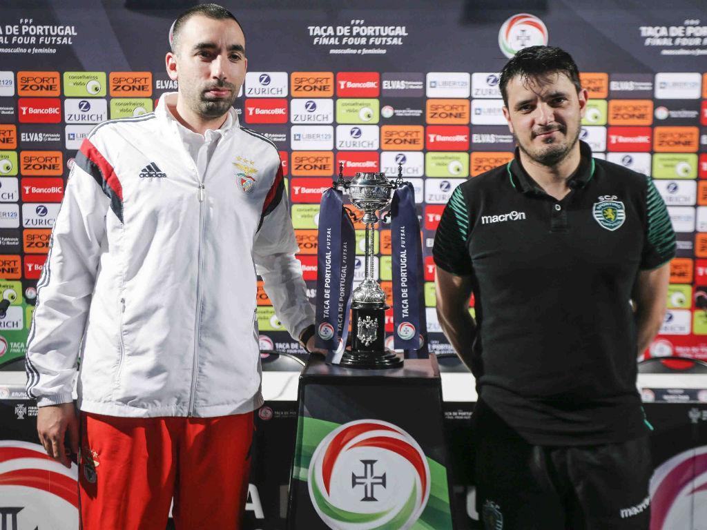 Joel Rocha e Nuno Dias