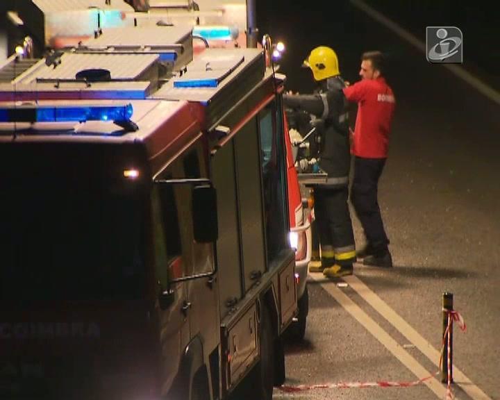 Cinco peregrinos morrem após despiste de automóvel
