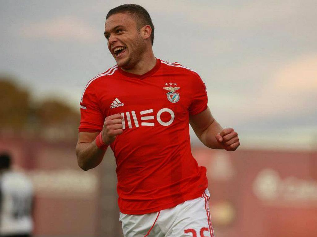 Jonathan Rodríguez (Foto: Benfica)