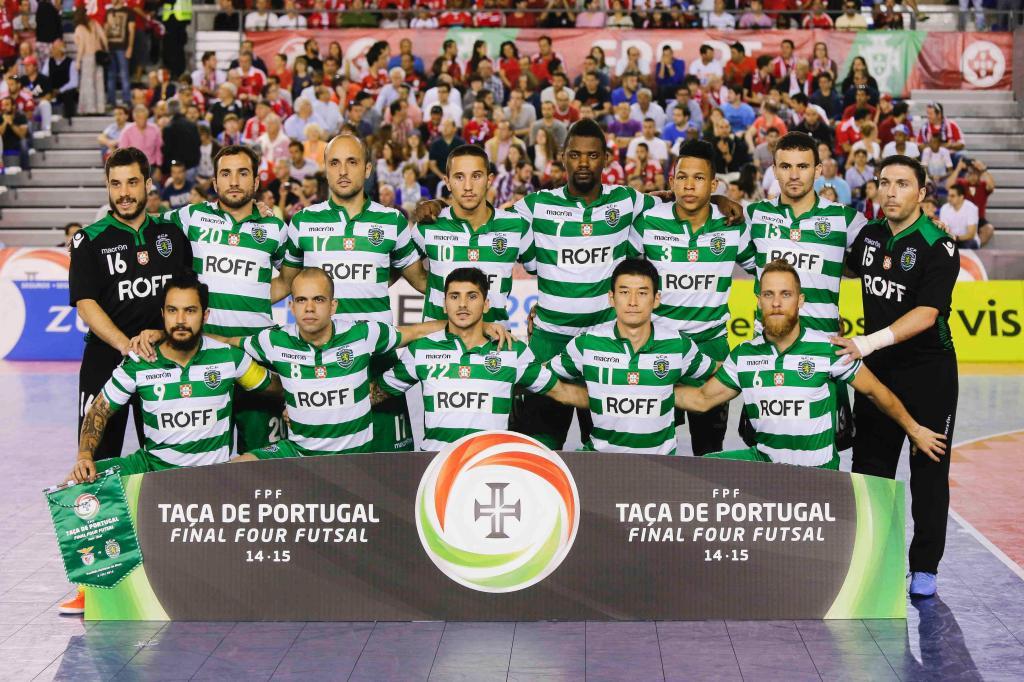 Futsal: Sporting contrata campeão europeu Rodolfo Fortino