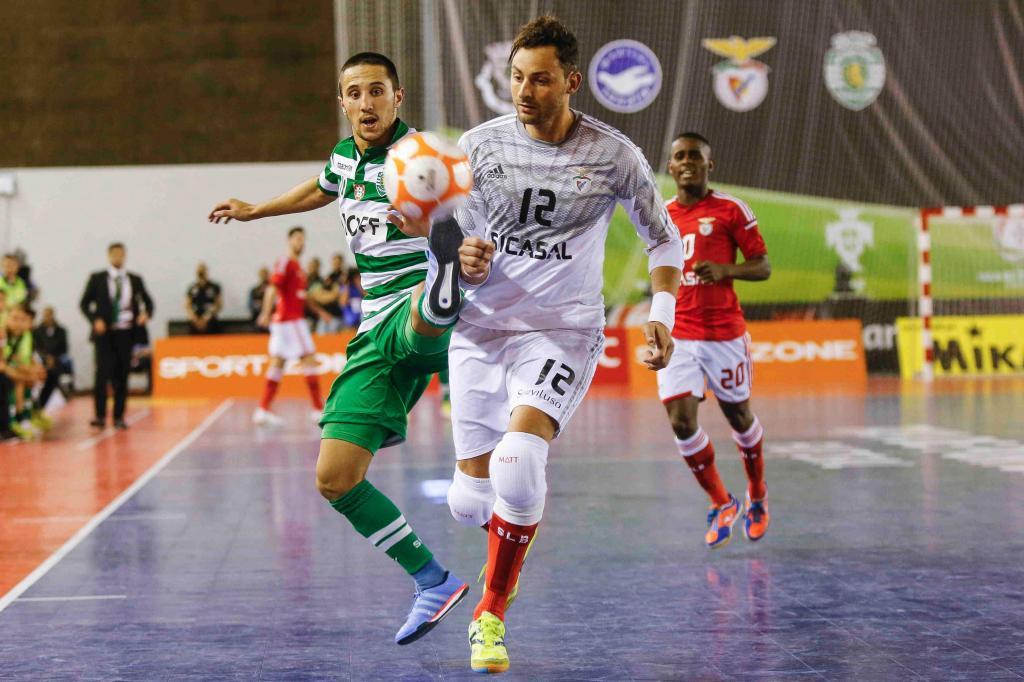 Benfica-Sporting (Foto Diogo Pinto/FPF)