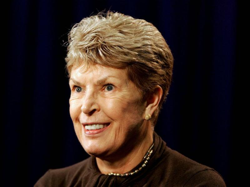 Ruth Rendell [Reuters]