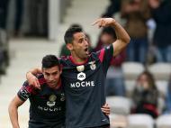 Gil Vicente-Benfica (LUSA/ Estela Silva)