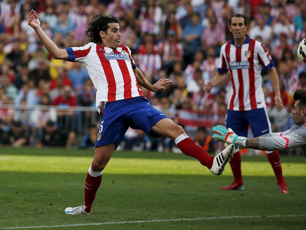 At. Madrid-Athletic Bilbao (Lusa)