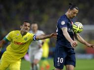 Nantes-PSG (REUTERS/ Stephane Mahe)