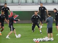 Juventus e Real Madrid preparam meia-final da Champions