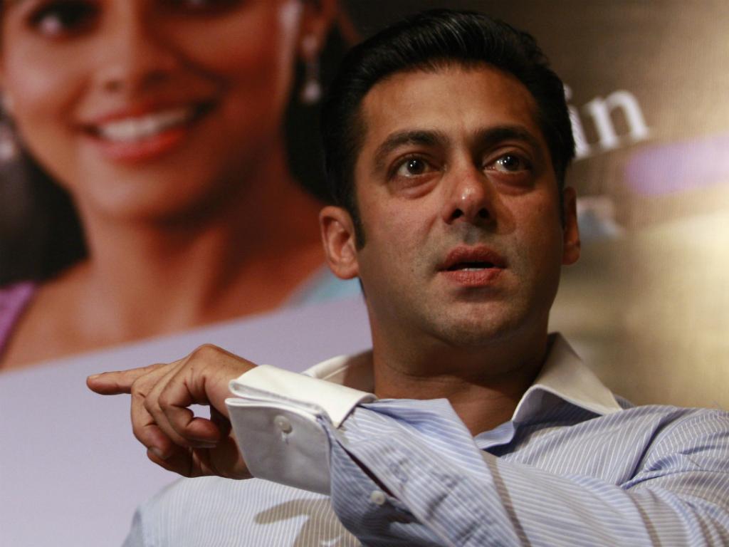 Salman Khan [Reuters]