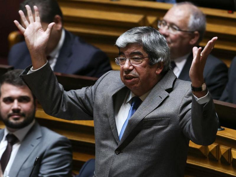 Debate quinzenal (Lusa/José Sena Goulão)