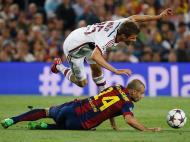 Barcelona-Bayern Munique (Reuters)