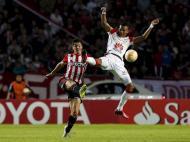 Estudiantes-Independiente de Santa Fe (Reuters)
