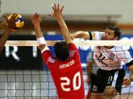 Voleibol: Benfica-Fonte Bastardo (Lusa)