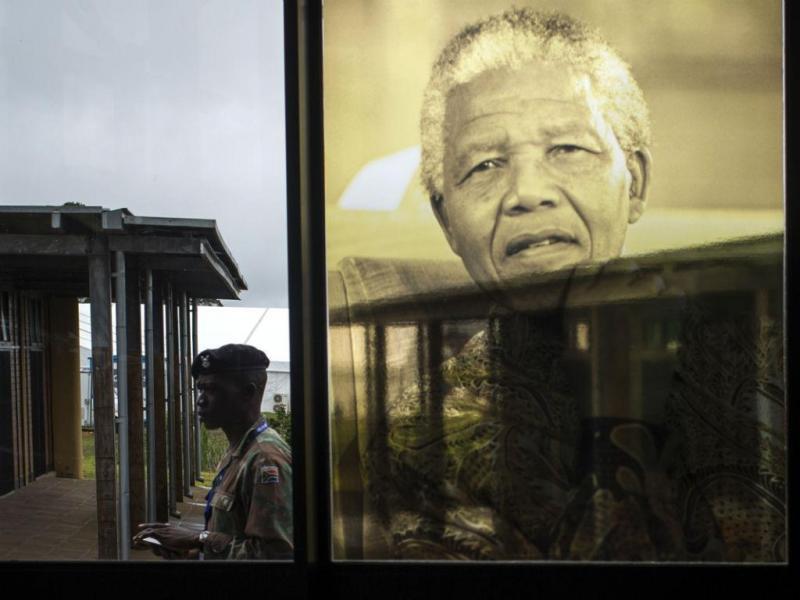 Museu Mandela na África do Sul [Reuters]