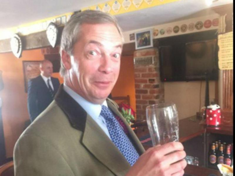 Nigel Farage [Twitter]
