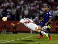 Taça Libertadores: São Paulo vs Cruzeiro (REUTERS)