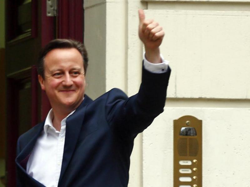 David Cameron [Reuters]
