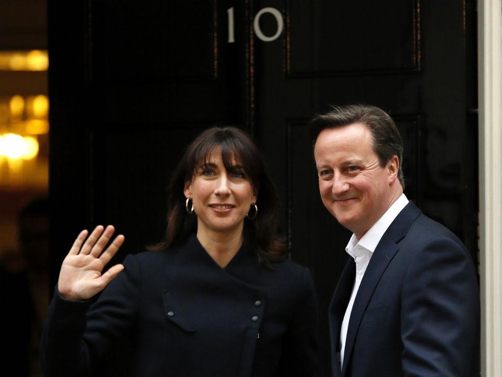 David Cameron, o grande vencedor das eleições no Reino Unido (Reuters)