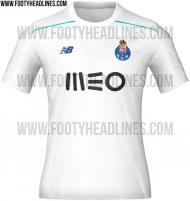Novos equipamentos do FC Porto?