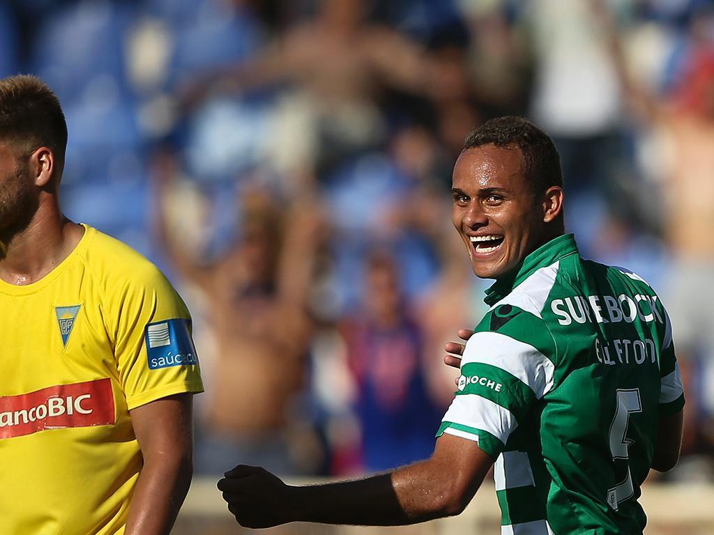 Estoril-Sporting (LUSA/ Mário Cruz)