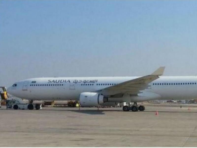 Avião aterra em Israel com logótipo da Saudi Arabian Airlines. Desde 1947 que não acontecia [Twitter]