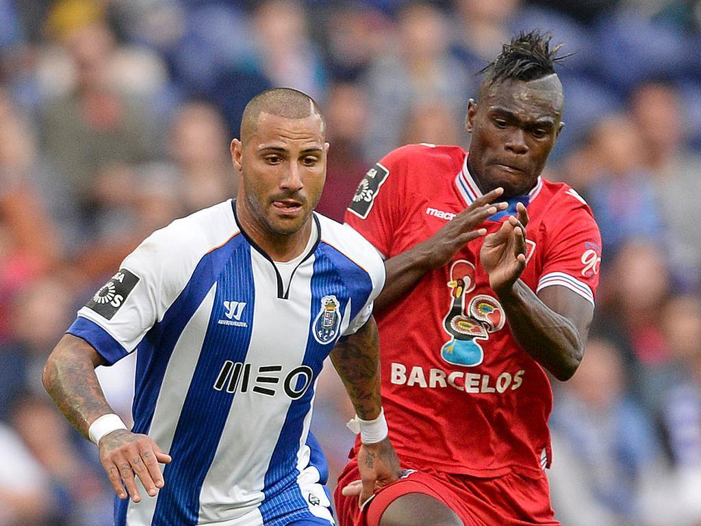 FC Porto-Gil Vicente (LUSA/ Fernando Veludo)