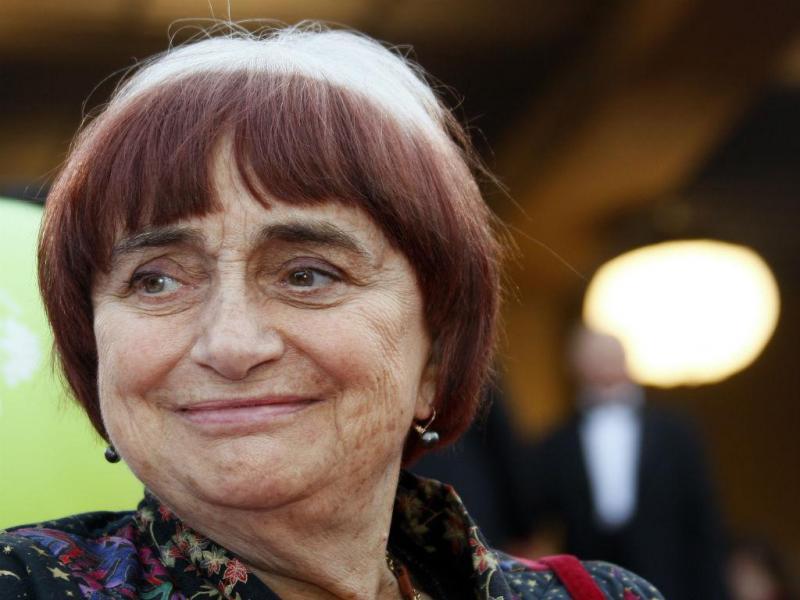 Agnès Varda [Reuters]