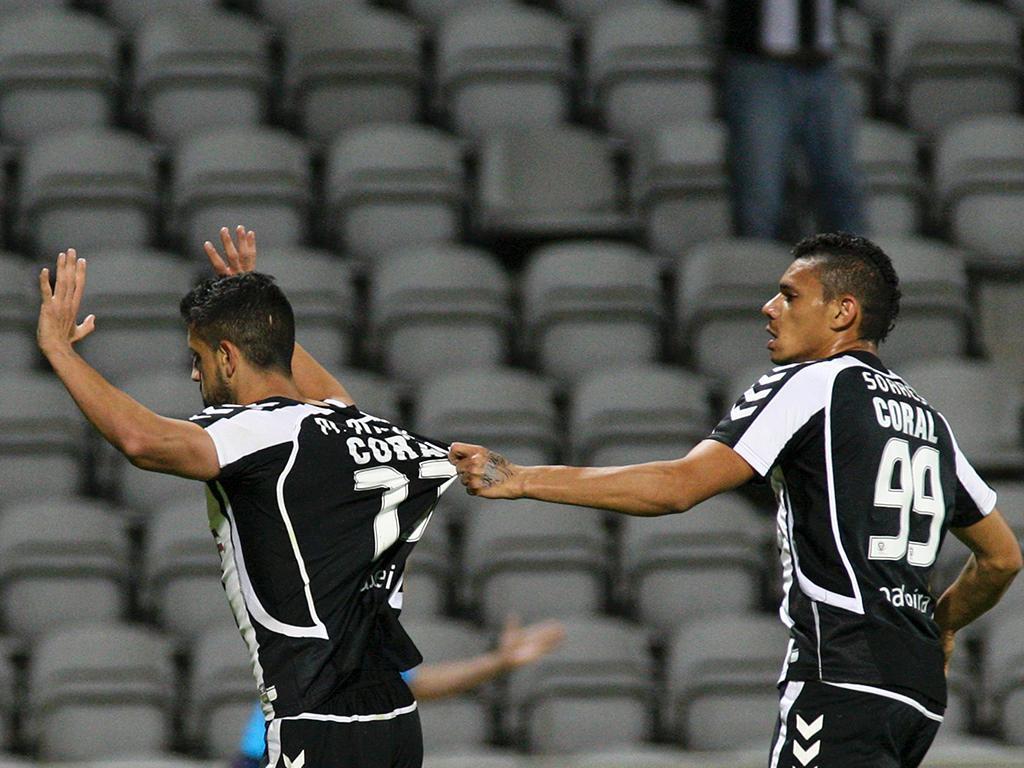 Nacional vs Vitória de Guimarães (LUSA)
