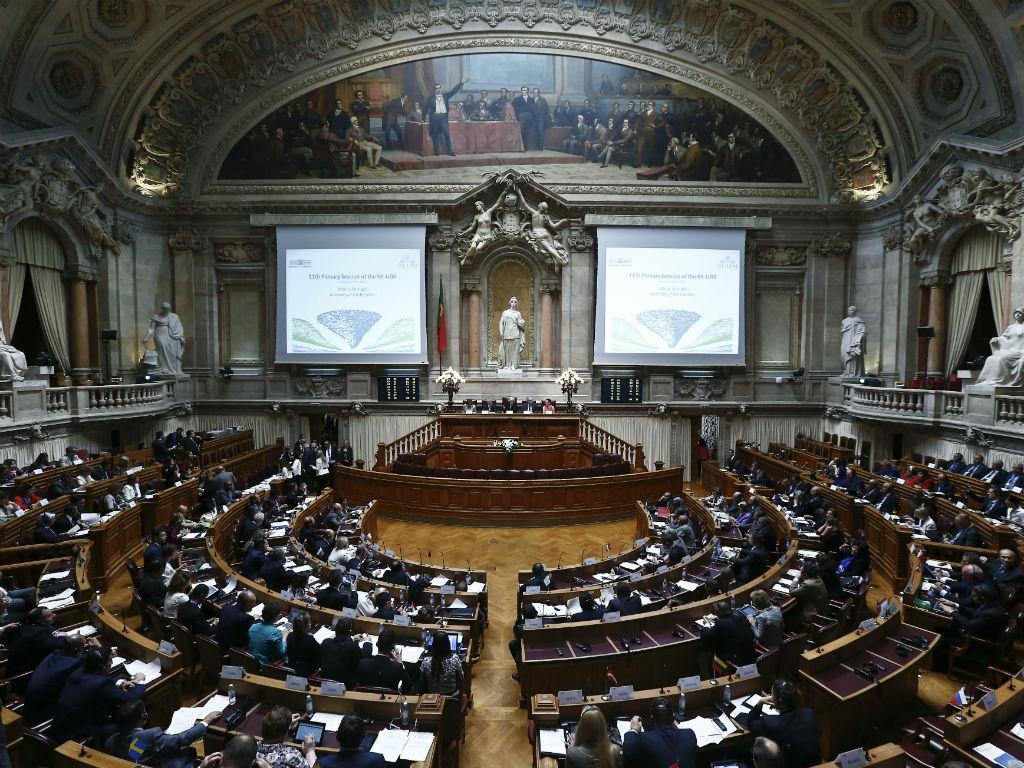 Parlamento [Foto: Lusa]