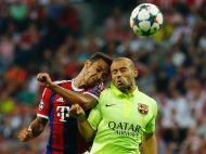 Bayern Munique-Barcelona (Reuters)