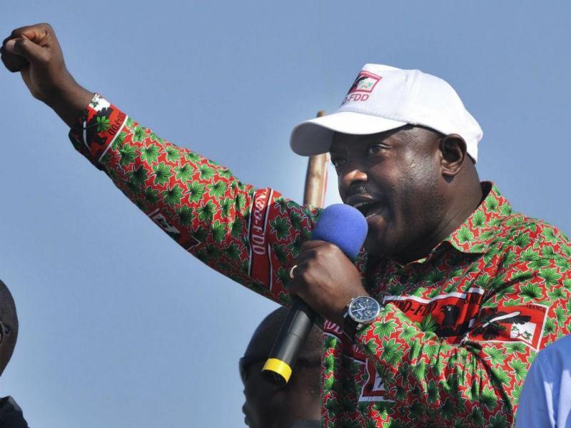 Pierre Nkurunziza [Foto: EPA]