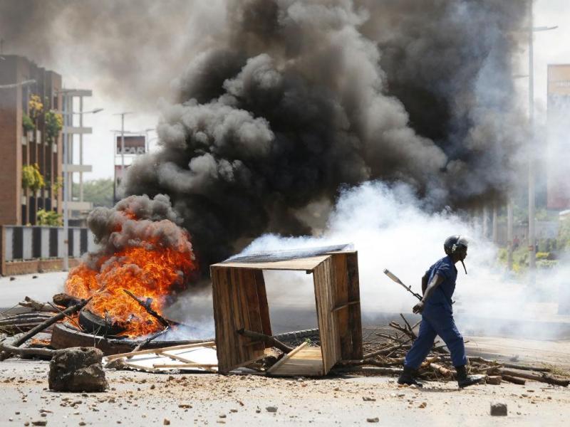 Burundi [Foto: Reuters]