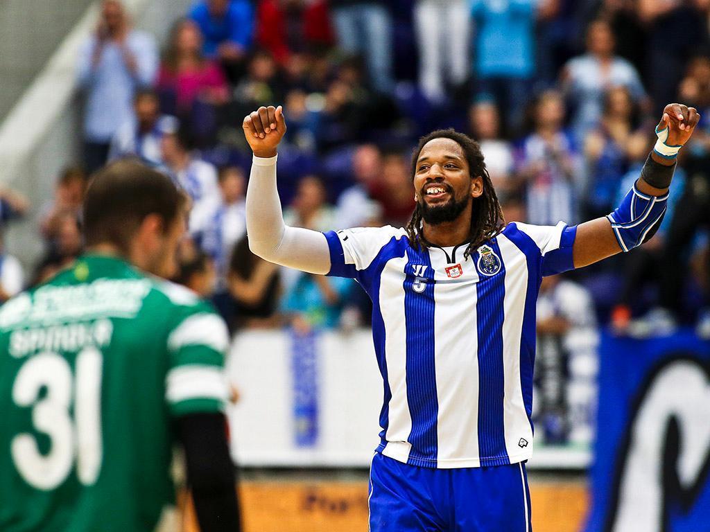 Andebol: FC Porto-Sporting (LUSA/ José Coelho)