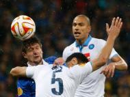 Dnipro vs Nápoles (REUTERS)