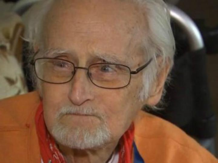 Clarence Blackmon ligou para as urgências porque tinha fome [Foto:Twitter]