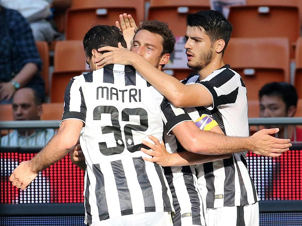 Inter-Juventus (Lusa)