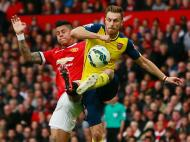 Manchester United-Arsenal (Reuters)