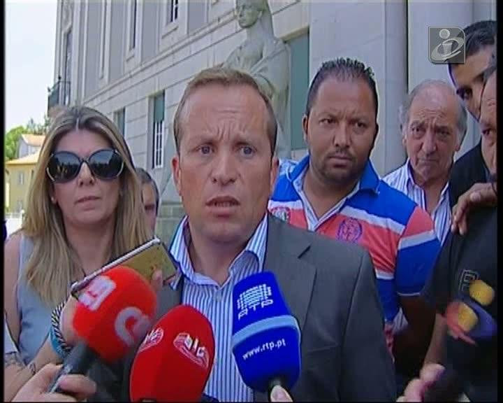 Adepto do Benfica diz que foi questionado por levar os filhos ao futebol