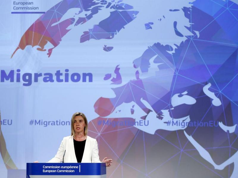 Federica Mogherini (Reuters)