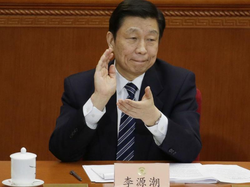 Li Yuanchao (REUTERS)