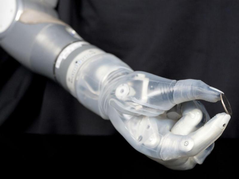 Robôs multifunções [Reuters]